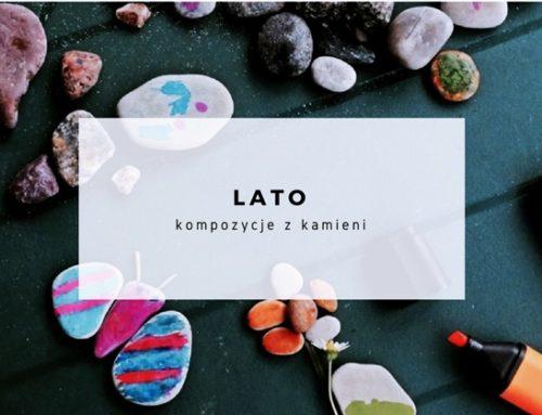 Kreatywne zabawy – kompozycje z kamieni