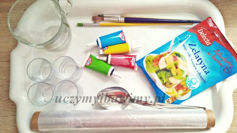 Praca plastyczna - dziecko