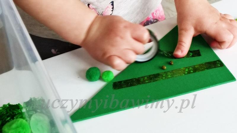 zabawy z trzylatkiem