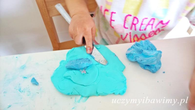 zabawy ciastolią