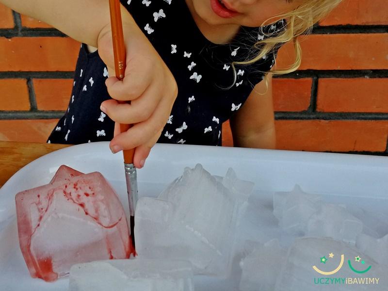 Malowanie lodu