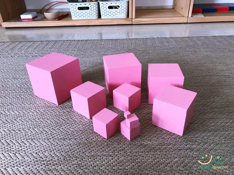 edukacja sensoryczna montessori