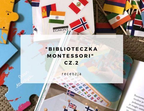 """""""Biblioteczka Montessori"""" – wydawnictwa EGMONT – recenzja – cz.2"""