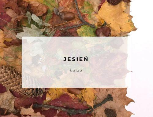 Jesienny kolaż