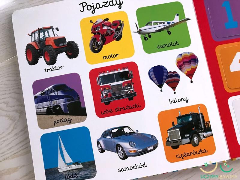 pojazdy-ksiazki-dla-maluchów