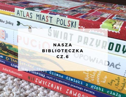 Nasza biblioteczka cz.6