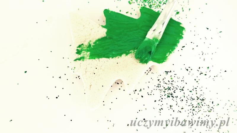 Malowanie masy solnej