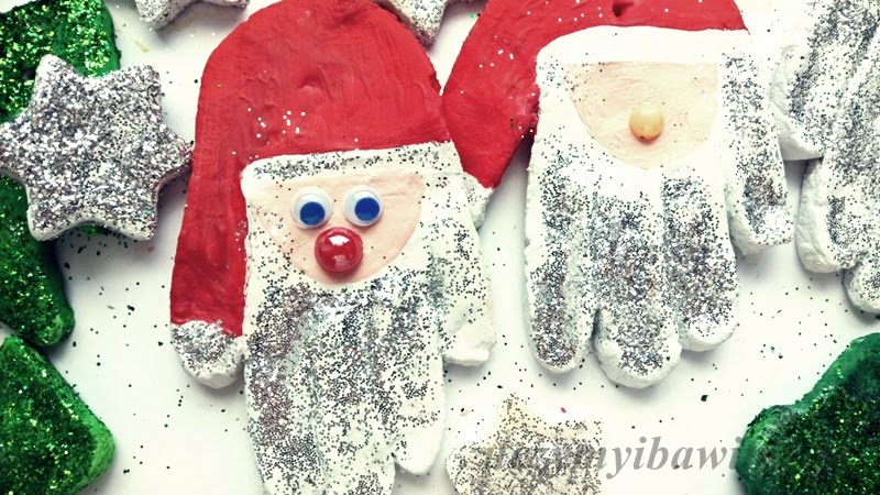 Mikołaj z masy solnej