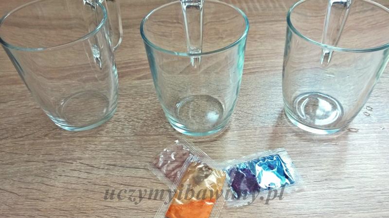 kolorowa woda - jak zrobić