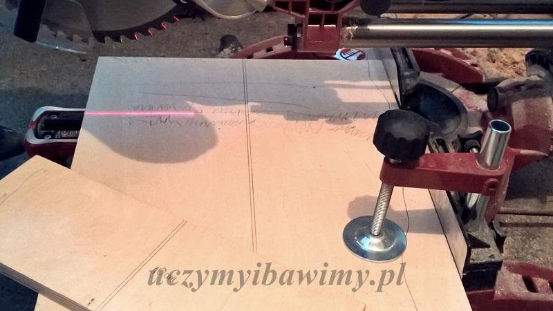 Szlifierka oscylacyjna - zabawka