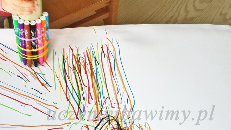 Kreatywnie z trzylatkiem