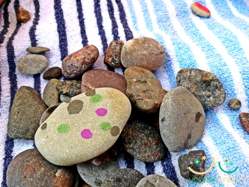 Malowanie kamieni