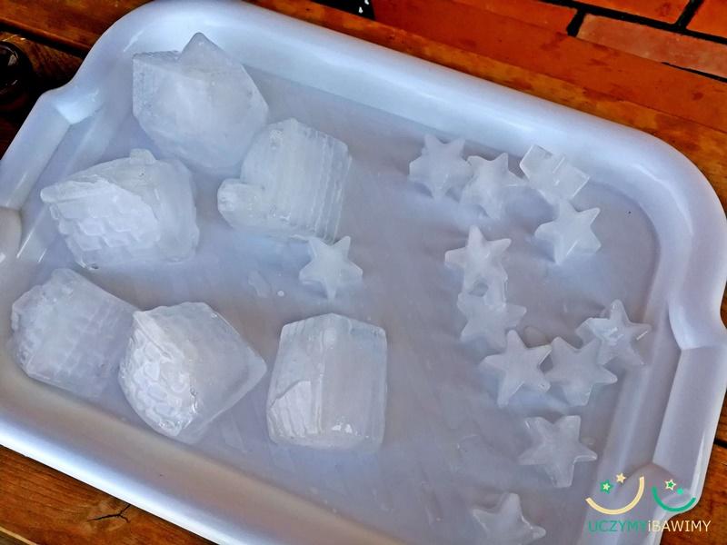 Zabawy z lodem