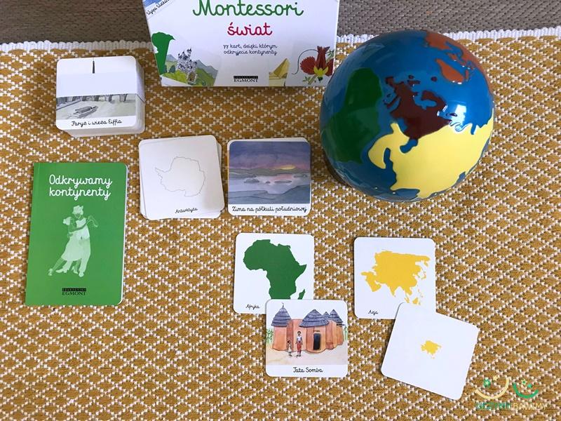 od czego zacząć montessori?
