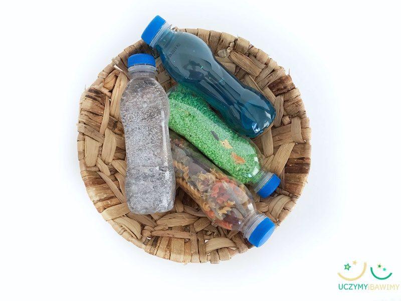butelki sensoryczne-niemowle
