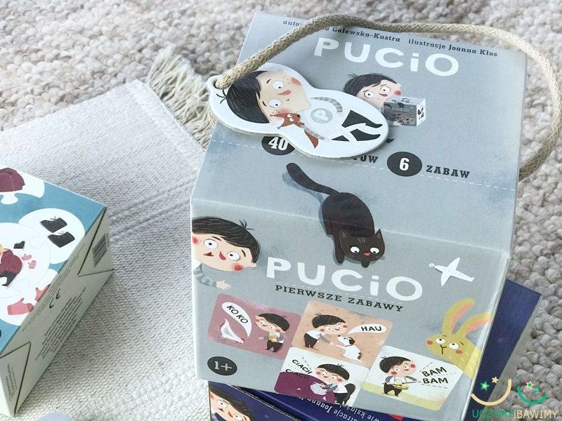 Pucio-pierwsze-zabawy