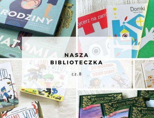 Nasza biblioteczka cz.8 – MEGA pakiet!