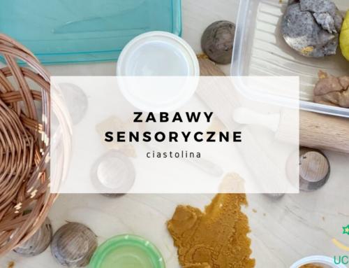 Zabawy sensoryczne – ciastolina DIY